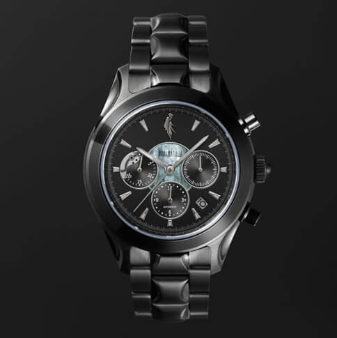 FINAL FANTASY VII  Remake - FINAL FANTASY VII Chronograph: SEPHIROTH [JEWELRY]